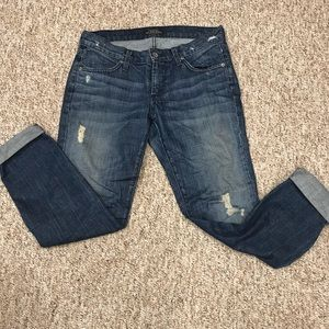 James Jeans distressed